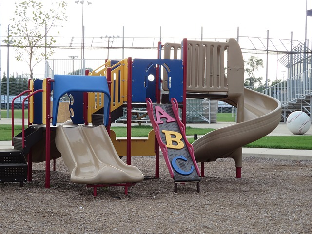 Outdoor Activities With Kids - A Day at the Park