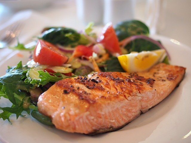 Healthy Food for Kids - Fish