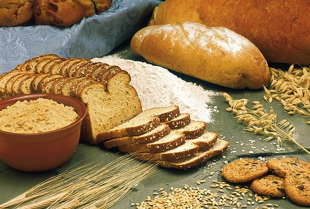 Healthy Food for Kids - Whole Grains