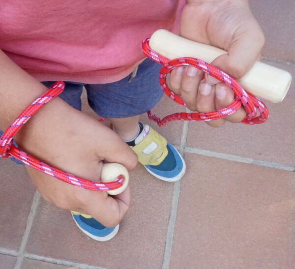 Skipping Ropes set