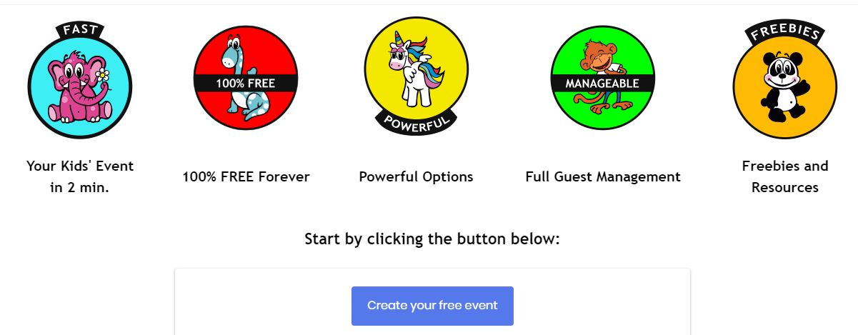 Must-Needed Emoji Party Supplies -Partituki RSVP Tool