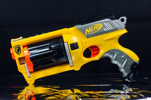 6 Amazing Birthday Party Themes for 10 Year Olds - Nerf War