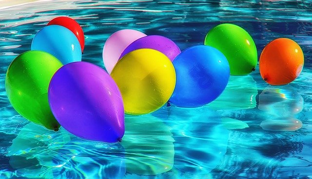 6 Amazing Birthday Party Themes for 10 Year Olds - Pool Party