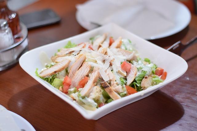 Chicken Salad - Amazing Summer Recipes That Kids Can Help Prepare
