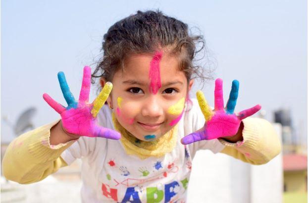 Edible Paint - Fun Activities with Kids