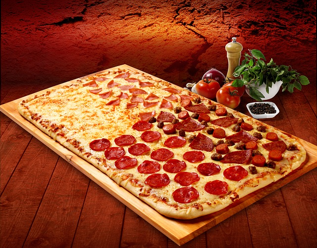 Ham and Cheese Pizza - Amazing Summer Recipes That Kids Can Help Prepare