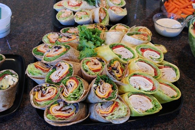 Pork Lettuce Wraps - Amazing Summer Recipes That Kids Can Help Prepare