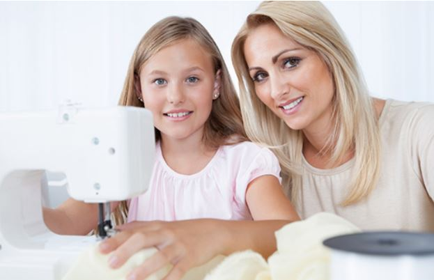How to Sew - Fun Activities with Kids
